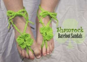 cro shamrock sandal 0314