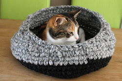 Cat Nest - Zaraza crochet