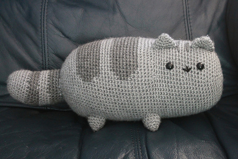 Free Crochet Patterns Cat : Free Pattern ? Pusheen The Cat ? Crochet
