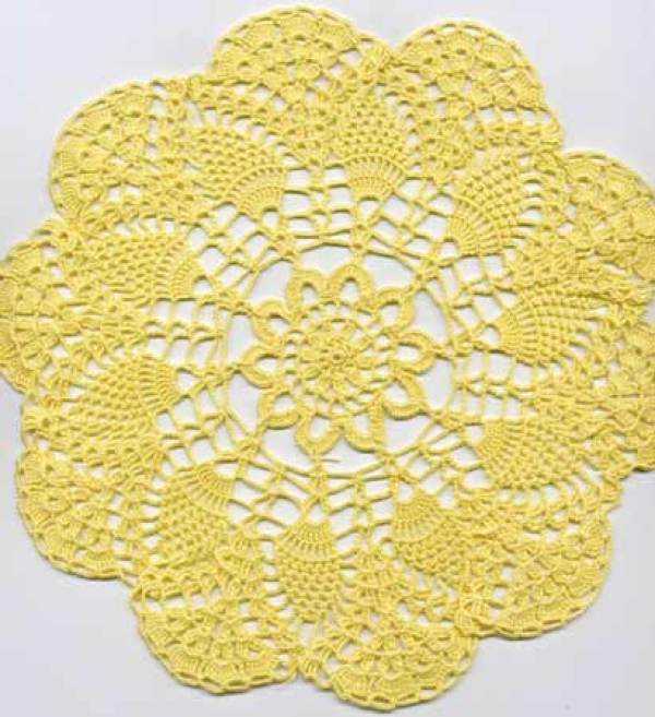 Crochet Free Patterns Doilies : 8 Beautiful Crochet Doily Patterns ? Crochet