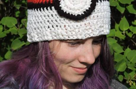Free Pattern – Pokemon Ball Beanie