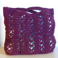 Beach or Yarn Tote