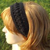 Bead and Lace Headband