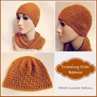 Crossing Over Beanie