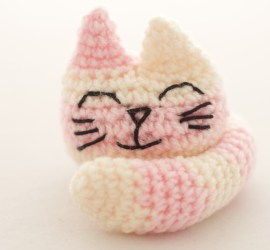 Small Fat Cat crochet pattern