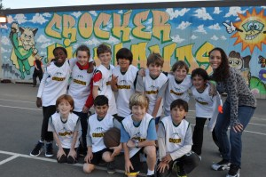 Crocker Basketball 4th