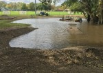 flood-damaged Sechler skills park