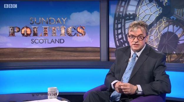 Sunday Politics Scotland - Crofting Commission Crisis - Gordon Brewer