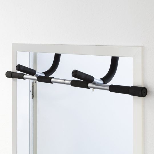 Como hacer dominadas en casa sin tirar la pared cronosfit - Barras de ejercicio para casa ...