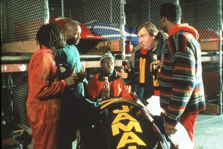 Cool runnings cast