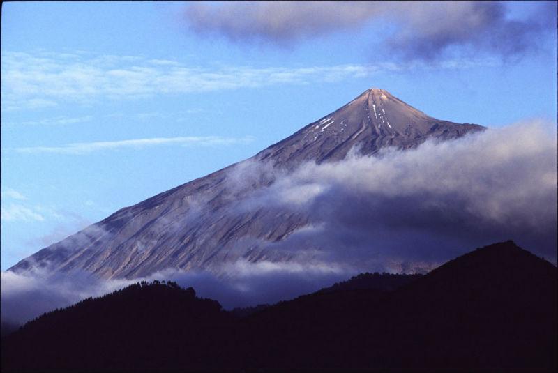 mountain tenerife
