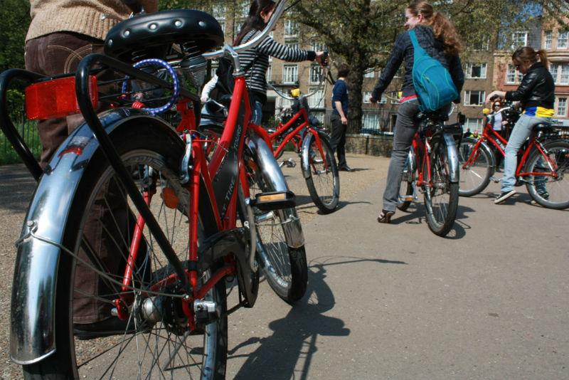 fat tire bike tour london
