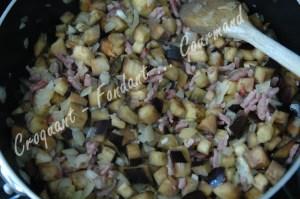 Bohémienne de légumes - DSC_9064_17568