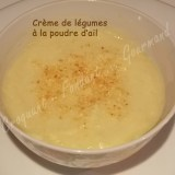 Crème de légumes à la poudre d'ail DSCN4844_24821