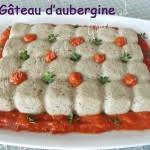 Gâteau d'aubergines -DSCN7364_27492