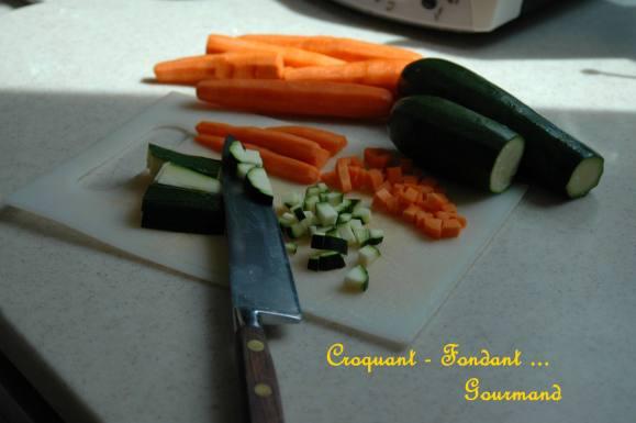 Saumon à l'oseille riz & brunoise de légumes - mai 2009 303 copie