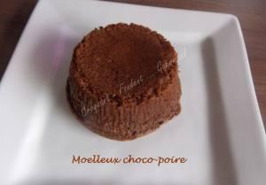 Moelleux choco-poire DSCN6531