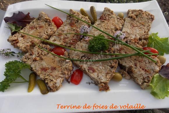 Terrine de foies de volaille DSCN7650