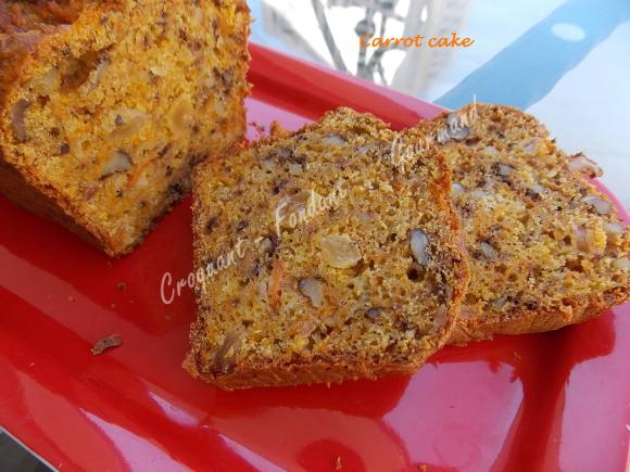 Carrot cake DSCN4589