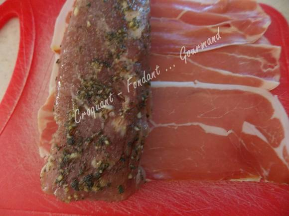 Filet mignon à la rhubarbe DSCN5154