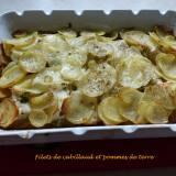Filets de cabillaud et pommes de terre P1010339