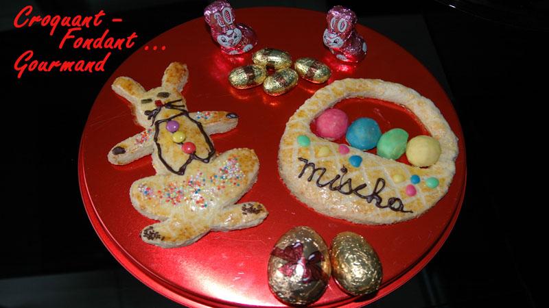 Campanare les œufs de Pâques italiens