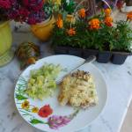 SALSIFIS EN GRATIN Anne-Marie Do (portion) 20.04.2017