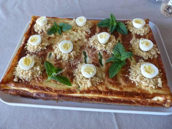 Cheesecake aux asperges P1020962