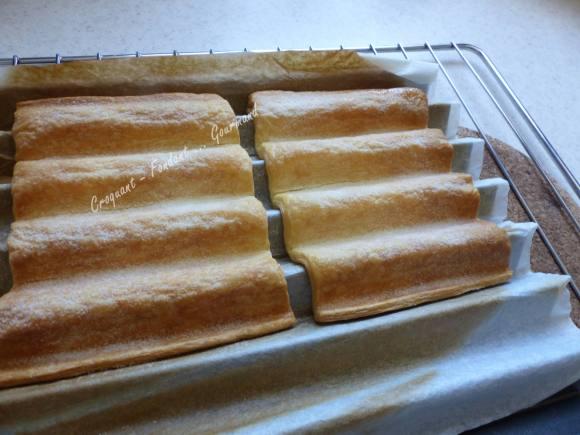 Millefeuille citron-fraise P1030031