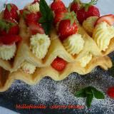 Millefeuille citron-fraise P1030060