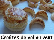 Croûtes de vol au vent Index - DSCN1399