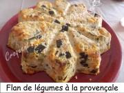 Flan de légumes à la provençale Index - DSCN8232_28408