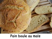 Pain boule au maïs Index DSCN8177