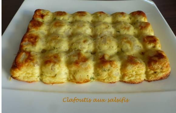 Clafoutis aux salsifis P1010310