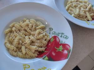 Pâtes aux légumes de l'été P1030647