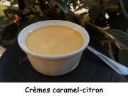 Crèmes caramel-citron Index DSCN6103