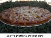Galette griottes & chocolat blanc Index DSCN4110