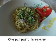 One pan pasta terre-mer Index DSCN4027