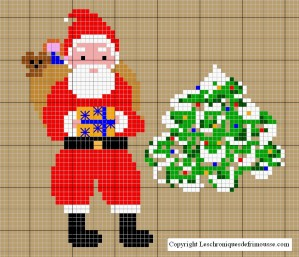 Pere-Noel-et-sapin