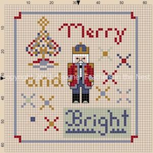 Monday Mini no 3MerryandBright