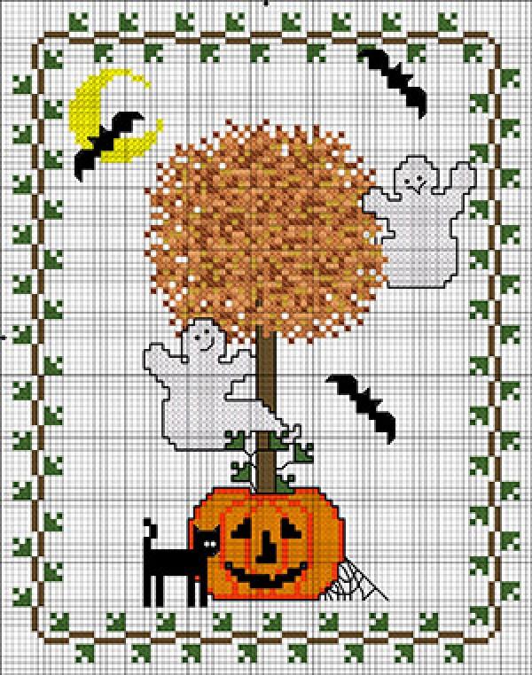 HalloweenTopiary