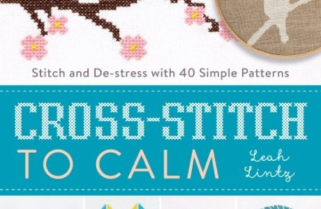 Review: Cross-Stitch to Calm