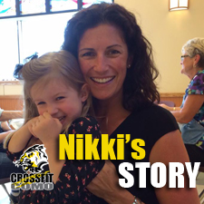 Nikki C. – Former College Athlete and Mother of 2