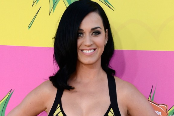 Happy 29th Birthday to Katy Perry! Thank you for the songs Roar and Firework which are played regularly in the 7:30pm class.