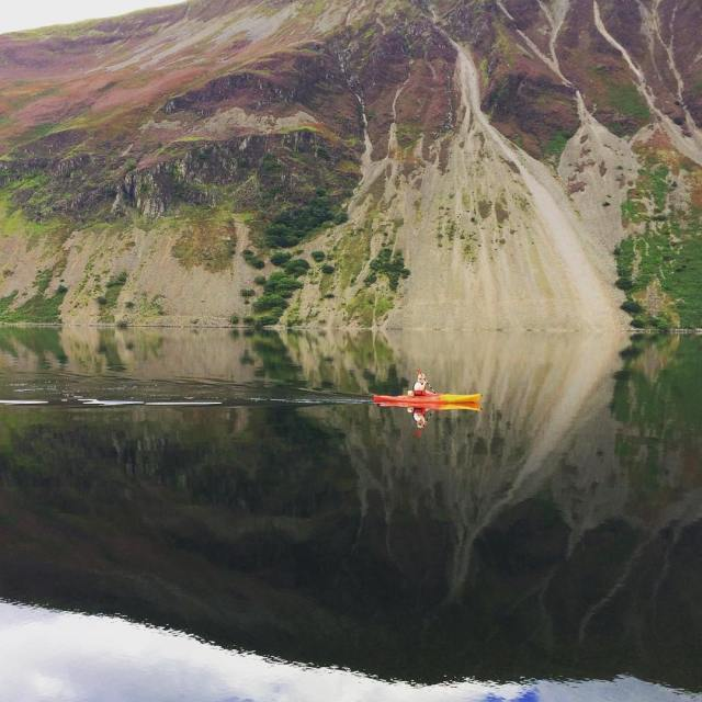 Another breathtaking shot! TheLensBible crosstheuk training advice adventure kayak lakedistricthellip