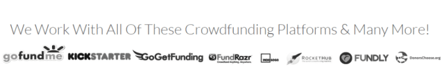 Crowdfunding Campaign Promotion, Crowdfunding Advertising Promote your Kickstarter GoFundME or Indiegogo Crowdfunding
