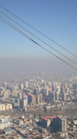 Chile Smog