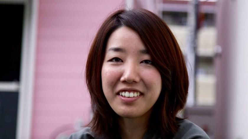 Mihoko, Fotografin und Künstlerin aus Hiroshima