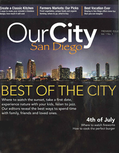 Our City San Diego mentions Michael Crowely
