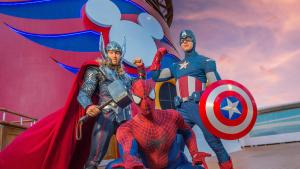 Disney Cruise Line Announces Marvel Day at Sea